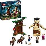 LEGO 75967 Harry Potter Het Verboden Bos: Ombers Ontmoeting met Groemp Bouwset met Reus Groemp en 2 Centaur Figuren