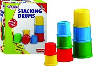 Funskool Giggles Stacking Drums