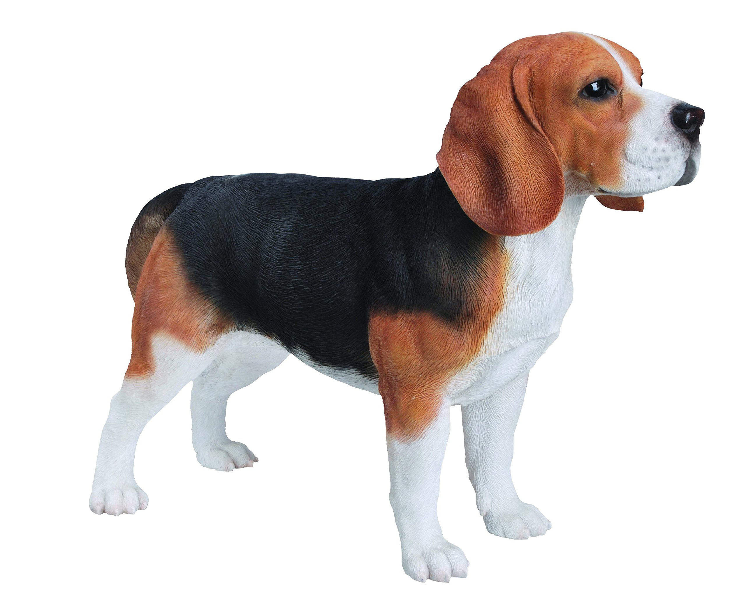 Vivid Arts XRL-BEAG-A Beagle Dog Resin Ornament