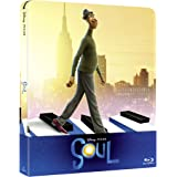 Soul - Steelbook 2 discos (Película + Extras) [Blu-ray]