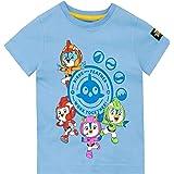 Top Wing Camiseta de Manga Corta para niños