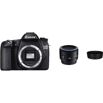 Canon EOS 70D Camera - Black: Amazon.co.uk: Camera & Photo