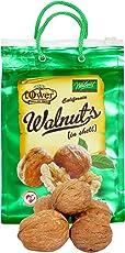 Tower Shelled Walnuts (Akhrot Sabut) 1 kg Pack of 1 Grade - Big Size