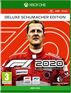 F1 2020 Deluxe Schumacher Edition - Complete - Xbox One