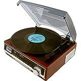 CAMRY CR1113 grammofonspelare med radio flerfärgad, liten