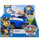 Spin Master 6026050 - Paw Patrol Basic Vehicle - SWAT Car - Chase