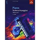 Piano Scales & Arpeggios, ABRSM Grade 1: from 2021