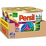 Persil 4 w 1 DISCS Color, środek do prania kolorów, 104 (2 x 52) ładowanie do usuwania plam, jasność, świeżość, pielęgnacja w