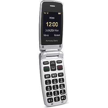 doro primo t l phone portable gsm avec appareil photo 0 3 mp fonctions bluetooth et lampe de. Black Bedroom Furniture Sets. Home Design Ideas