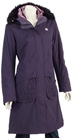 528e8c25c76e3 Nike Womens ACG Long Parka Purple X-Large: Amazon.co.uk: Clothing