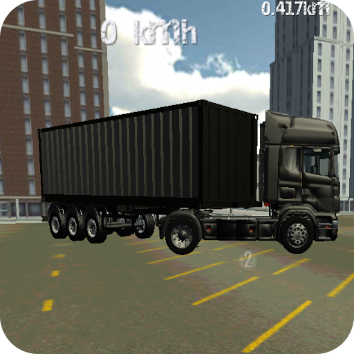 Real Truck Driver Simulator 3D (Speed Racing Need For 3d)
