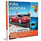 Smartbox - Caja Regalo para Hombres - Pura Aventura - Caja Regalo para Hombres - 1 Experiencia de conducción o Aventura para