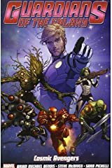 Guardians of the Galaxy Volume 1: Cosmic Avengers Paperback