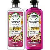 Herbal Essences Bio:Renew White Strawberry & Mint Shampoo 400 ml + Conditioner 400ml