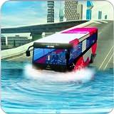 River Bus Simulator 2018: City Bus Transporter 3D | Public Transport Bus Driving | Tourist Bus Driver Game | Pick & Drop Passenger Simulador
