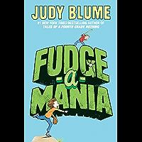 Fudge-a-Mania (Fudge series Book 4) (English Edition)