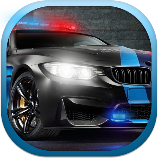 Kleinkind Spielzeug Polizeiauto pro