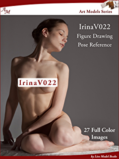 Art Models Jenni037: Figure Drawing Pose Reference (Art Models Poses