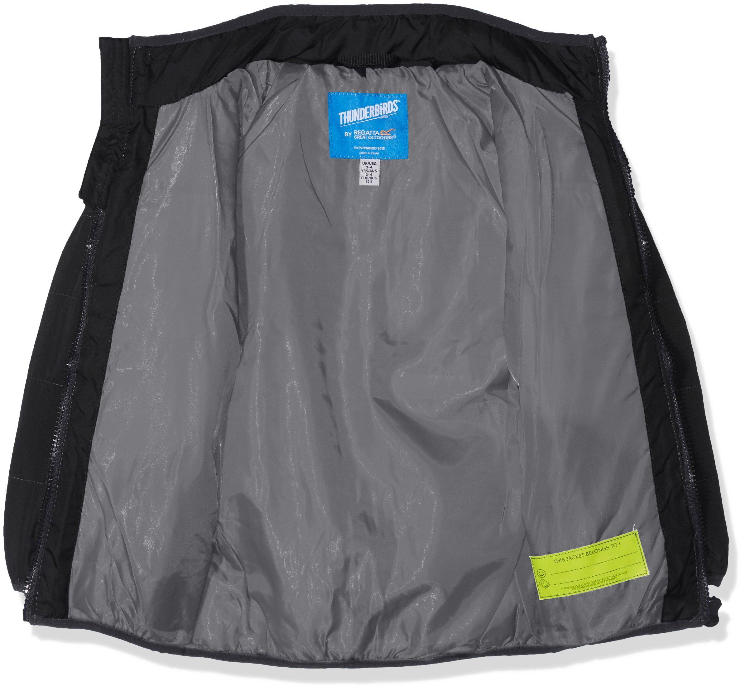 Regatta Kids Recharge Waterproof Insulated Jackets 3