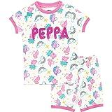 Peppa Pig Pijamas para Niñas Unicornio