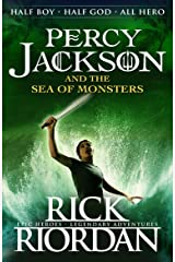 Percy Jackson and the Sea of Monsters (Book 2) Paperback