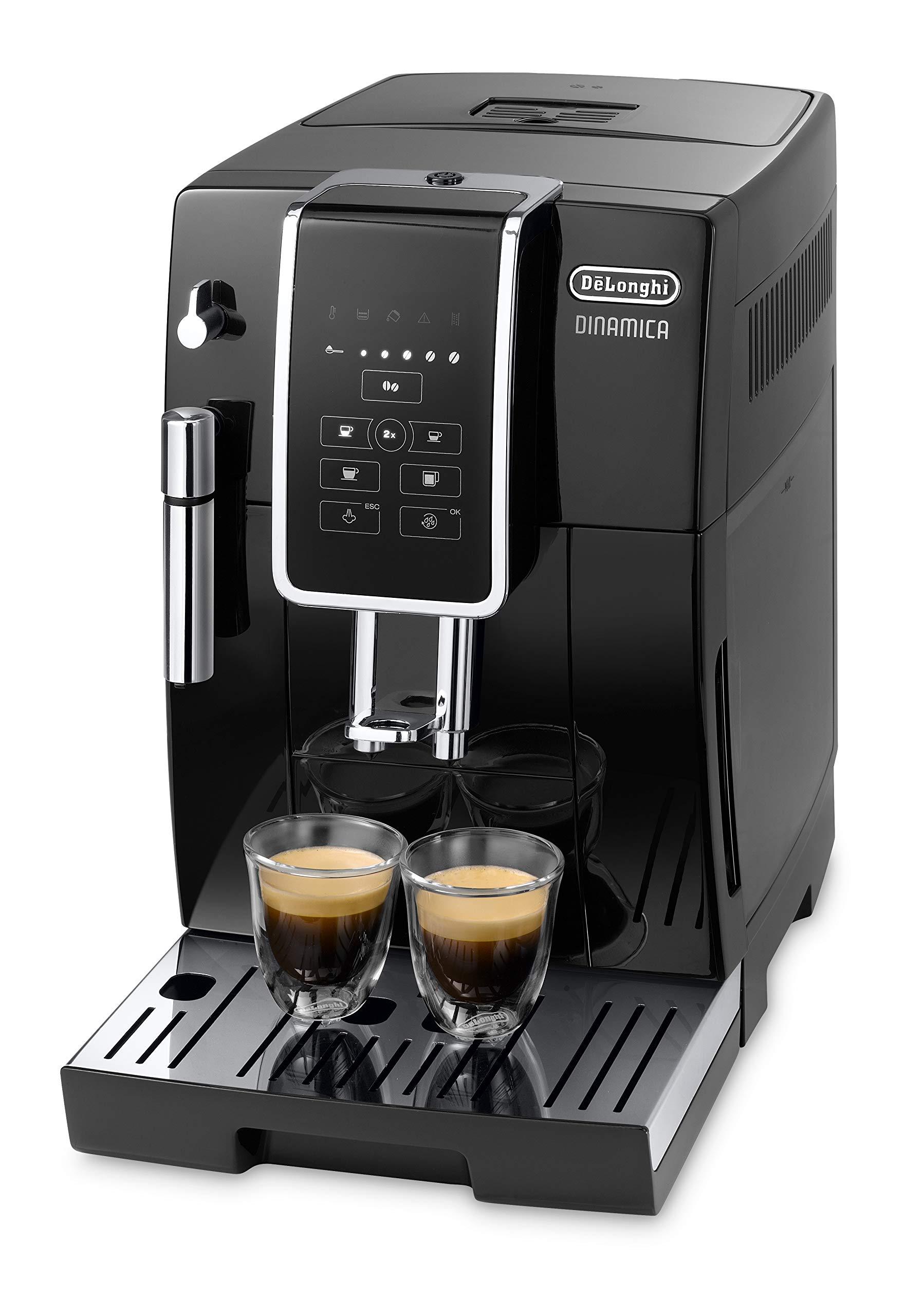 De'Longhi ECAM 350.15.B Dinamica Kaffeevollautomat (Milchaufschäumdüse)