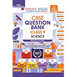 Oswaal CBSE Question Bank, Science, Class 9, Reduced Syllabus (For 2021 Exam)