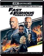 Fast & Furious Presents: Hobbs & Shaw (4K UHD + Blu-ray 3D + Blu-ray) (3-Disc)