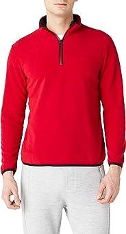 Exuma HalflZip Fleece Jacket Erkek Sweatshirt