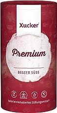 Xucker Premium 1kg kalorienreduzierte Zuckeralternative Xylit - Birkenzucker - aus Finnland - vegan, glutenfrei, nachhaltig und zahnfreundlich
