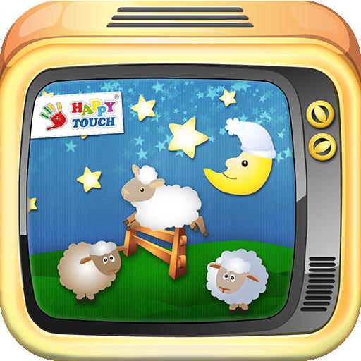 Baby Schlaf TV (von Happy-Touch Schlaf Apps für Kinder)
