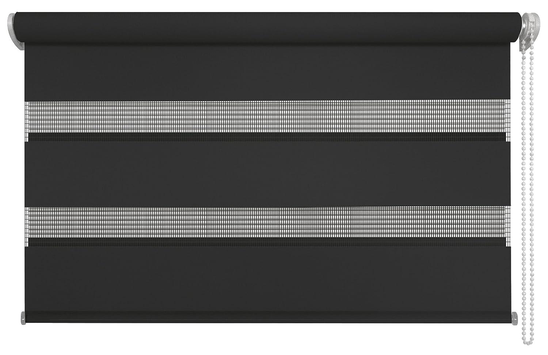 Amazon mydeco 140x160 cm [BxH] in grau Doppelrollo ohne