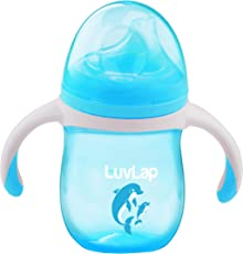 Luvlap Dolphin Sipper, Blue, 160ml