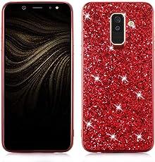 Misstars Luxus Glitzer Hülle für Samsung Galaxy A6 2018