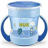 NUK 10255462 Mini Magic Cup Sippy Cup, Blå, 160 ml