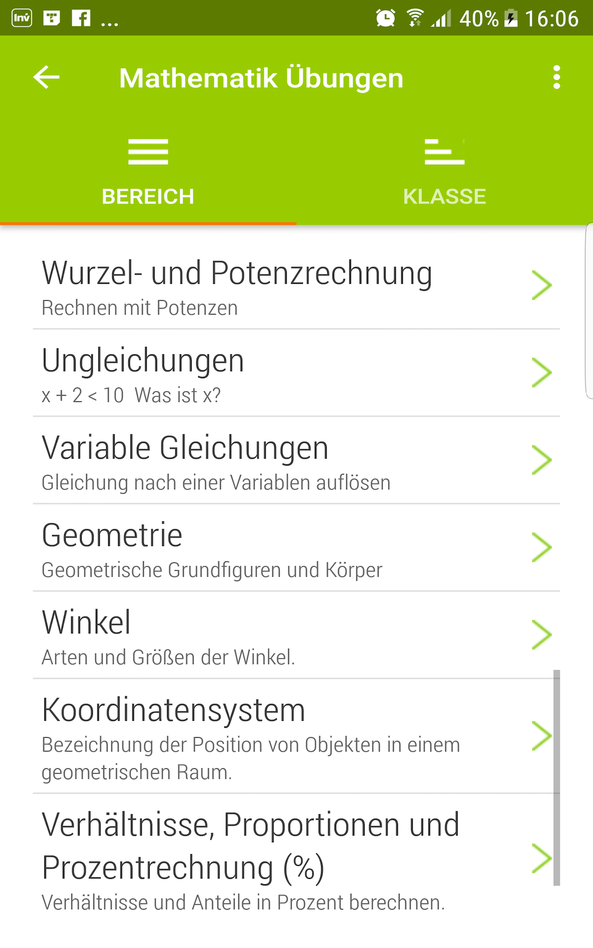 Mathematik Übungen: Amazon.de: Apps für Android