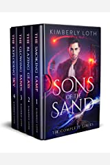 Sons of the Sand: The Complete Series - A Paranormal Romance Kindle Edition