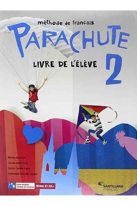 PARACHUTE 2 ELEVE - 9788490490891: Amazon.es: Martin Nolla, Carmen ...