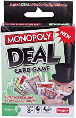Tickles Monopoly Deal Card Game