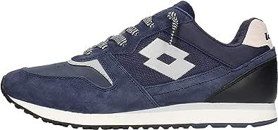 Lotto Leggenda 8355AB Sneakers Uomo Tokyo Ginza Blue Shoes Men