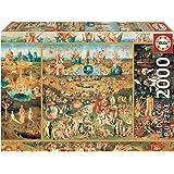 Educa - De Garten de Las Delicas puzzel, 2000 stukjes, meerkleurig (18505).