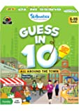 Skillmatics Educational Game: All Around the Town - Guess In 10 (Ages 6-99 Years) | Card Game of Questions | General…