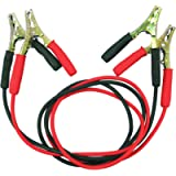 Sakura Booster Cables Jump Start Leads BC1A20 - 120 Amp 2 m Colour Coded Clamp - For Cars And Small Vehicles Up To 1.2L…
