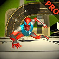 Super Spider Flying Rope Hero Pro