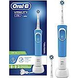 Oral-B Vitality 170 CrossAction Elektrische tandenborstel Bruin Oral-B Blauw
