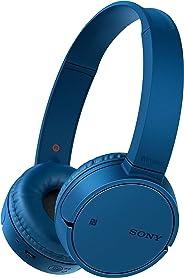 Sony Wireless Headphones, Blue, Wh-Ch500