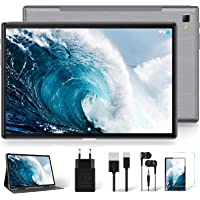 Tablet 10 Zoll Android 10 Original, Ultraschnelles Dual 4G LTE & 5G WiFi, Octa-Core Prozessor, 1920 * 1200 IPS, YESTEL…