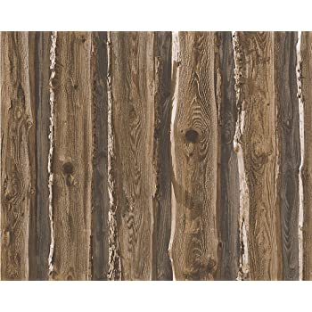 As Creation 95837 1 Wood Effect Wallpaper Roll Size 1005m X