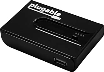 Plugable USB 2.0 Switch for One-Button Swapping of USB Device/Hub Between 2 Computers