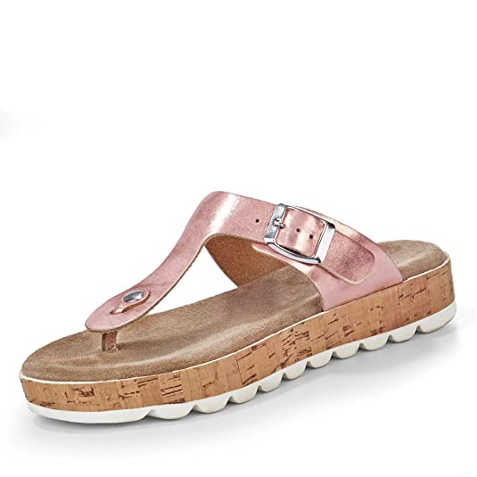 Tamaris , Tongs pour femme argent Silber: Tamaris: : Chaussures et Sacs